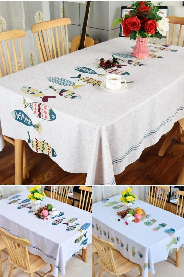 防水防燙防油免洗餐桌布